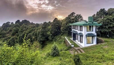 Villas In Mussoorie Cover Image