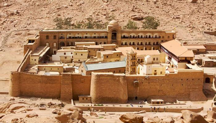 Catherine's-Monastery