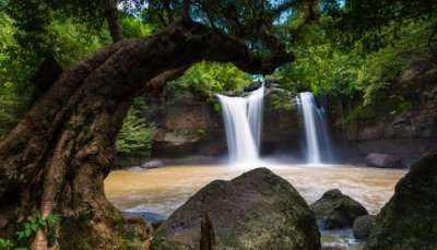 Waterfalls in Phuket