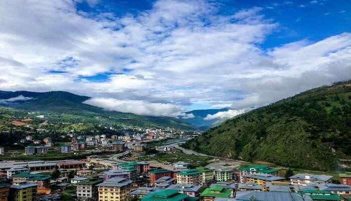 Weather In Bhutan In June
