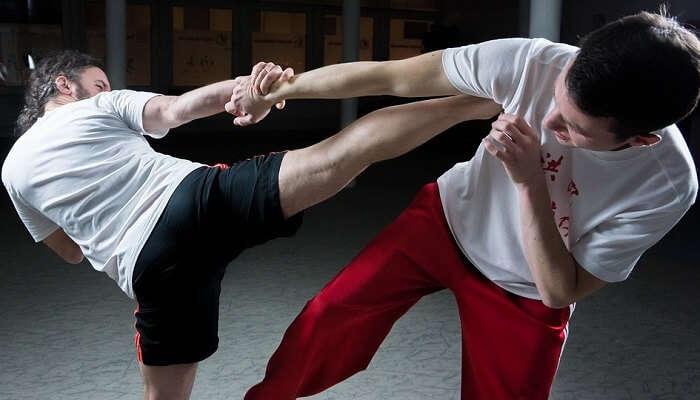 Wing Chun Kung Fu Offbeat Things To Do In Goa