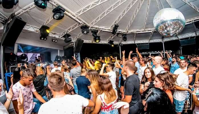 party club in croatia