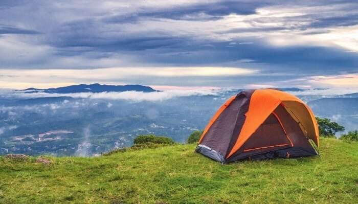 Riverside Camping: Marvel At The View