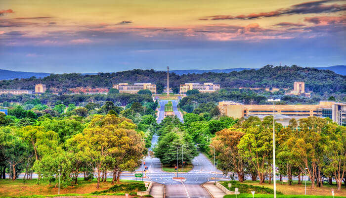 Best canberra city
