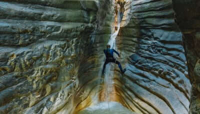 Best Canyoning In Austria