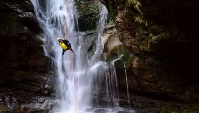 Best Canyoning In Costa Rica
