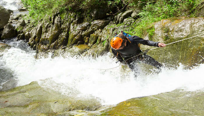 Best Canyoning In Scotland