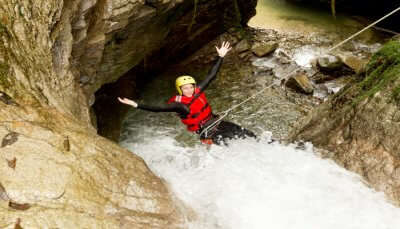 Best Canyoning In Wales