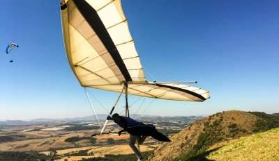 cover - Hang Gliding in South Africa_29th Jan