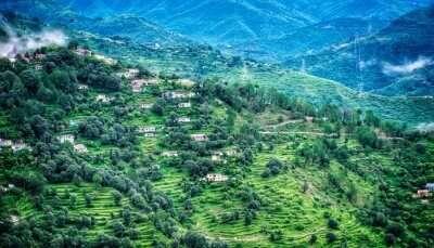 Best Hill Stations Near Rishikesh