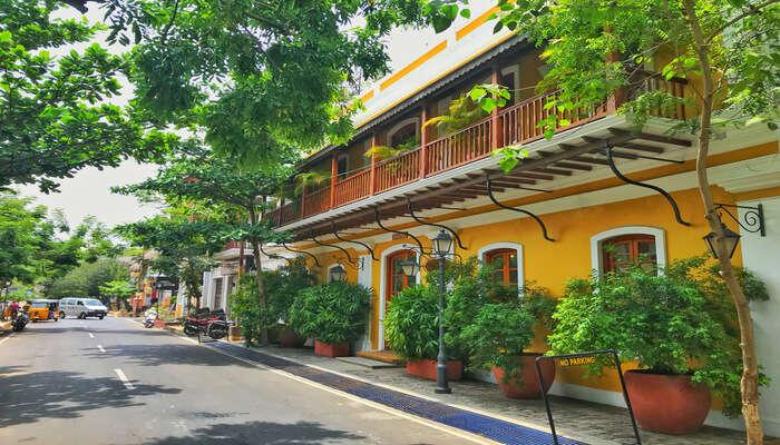 Best Pondicherry travel