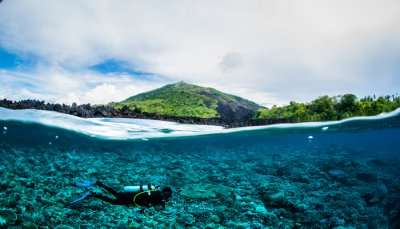 Best Scuba Diving in Gili Island