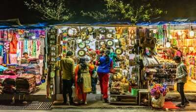 Best Shopping In Nainital