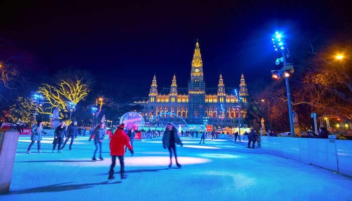 Best Winter in Vienna