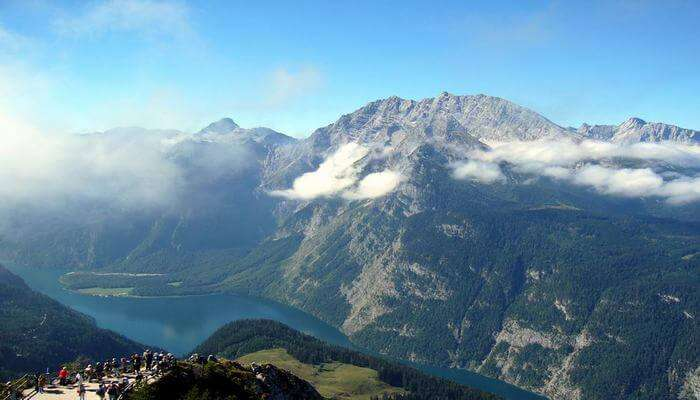Best bavarian alps