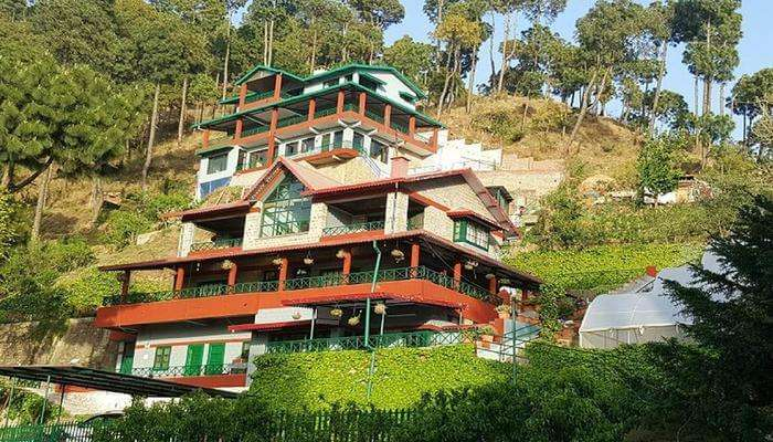 Best guest houses in kasauli