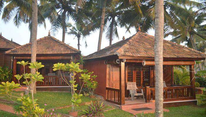 Cottages In Varkala