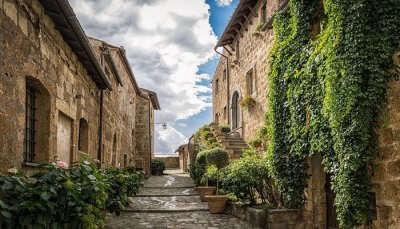 Italy In June