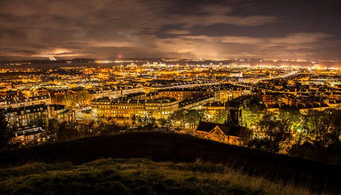 Nightlife In Edinburgh