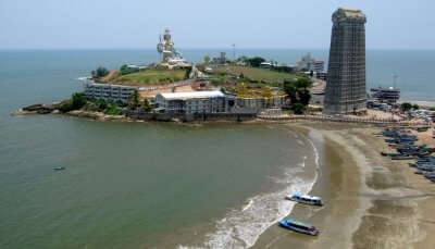 Places Near Murudeshwar