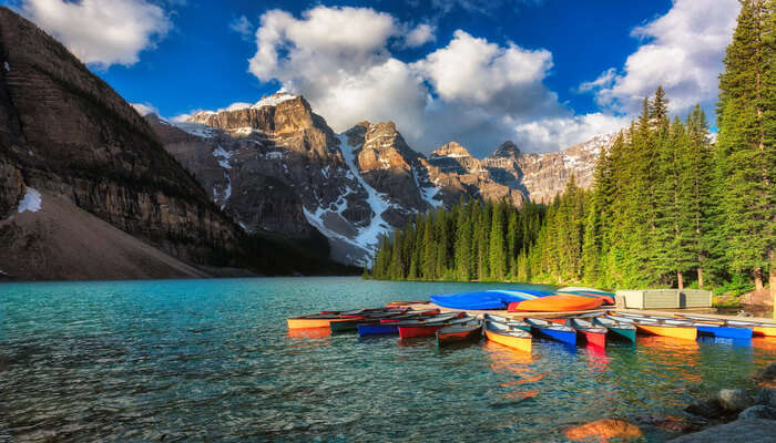 Places To Visit In Alberta In Summer