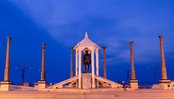 Places To Visit In Pondicherry In July