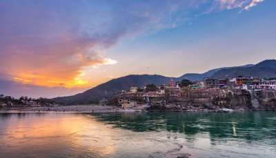Places to visit in Rishikesh in June