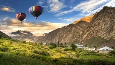 Places to visit in Himachal in June