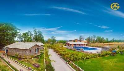 resorts near Jim Corbett