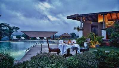 resorts near Kerala