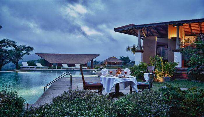 resorts near Kerala