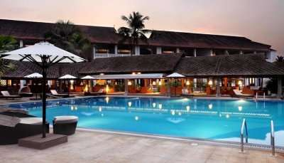 resorts near Vaikom