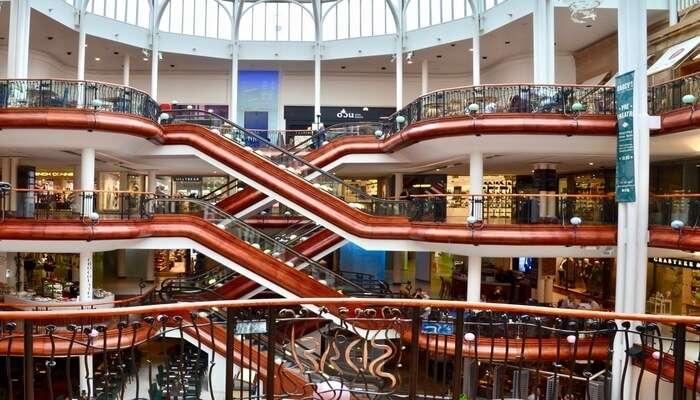 Shopping in Glasgow