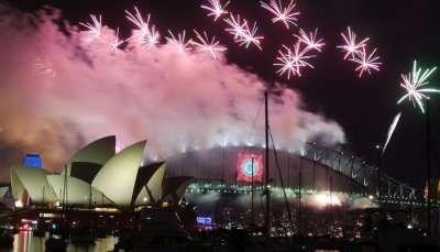Sydney in December