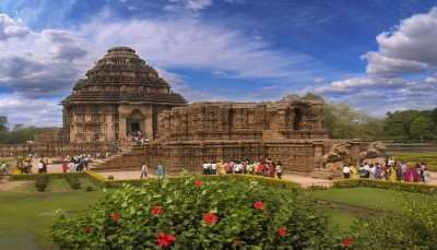 Best places Near Puri
