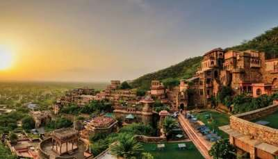 Best resorts near alwar