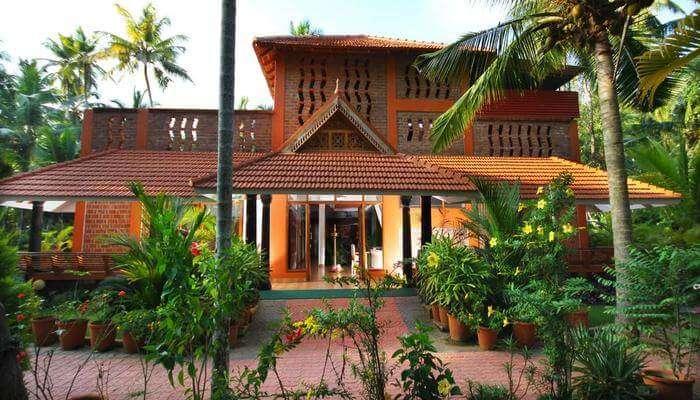 Best resorts near trivandrum