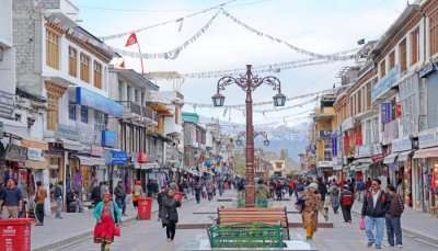 Best shopping in Ladakh