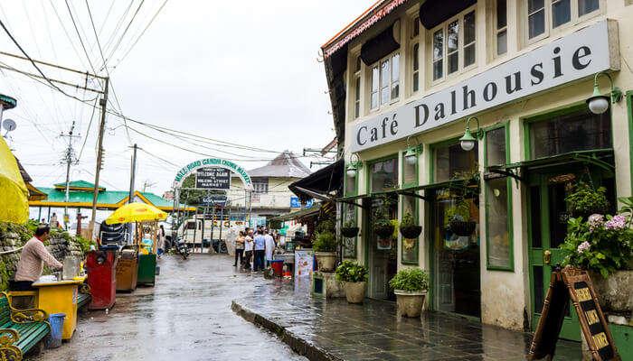 Best shopping in dalhousie