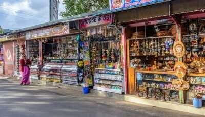 Best shopping in kodaikanal