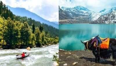 Manali Vs Sikkim