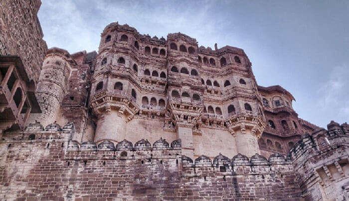 jodhpur magnificent forts