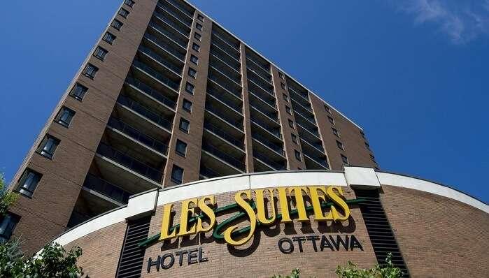 les suites ottawa hotel