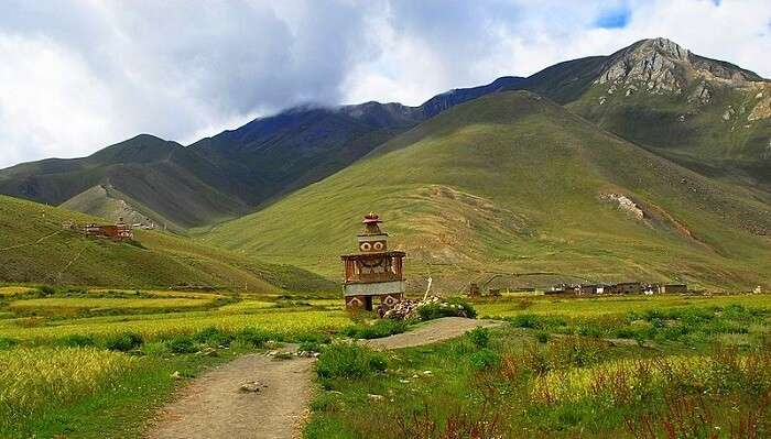 middle gompa