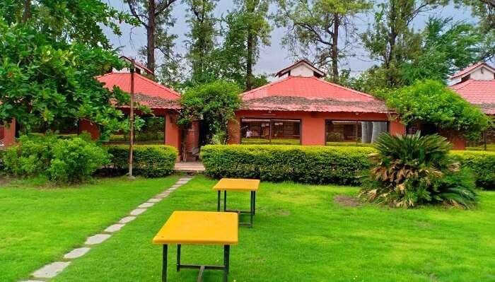 nisarga cottage resort