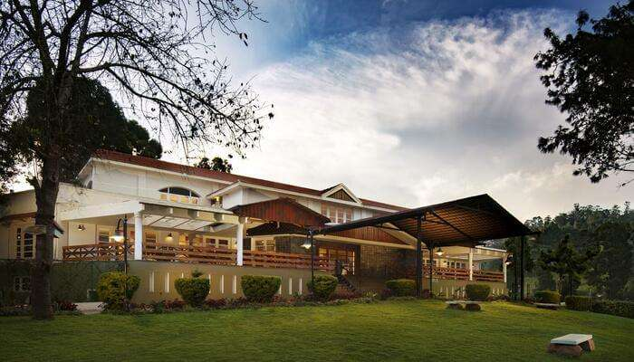 Beautiful resorts near Kodaikanal
