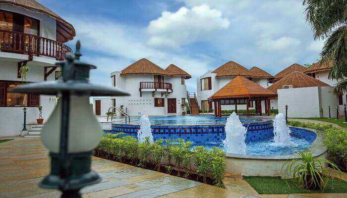Amazing resorts near dwarka