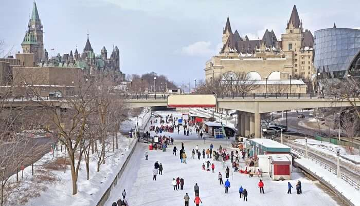 Observe Winter In Ottawa In 2020 At These 11 Best Spots In The City