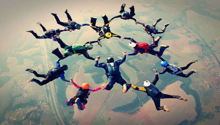 A Guide On Skydiving In Tasmania