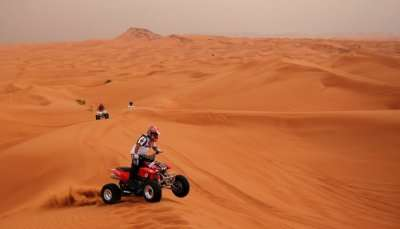 Adventure Sports In Jaisalmer